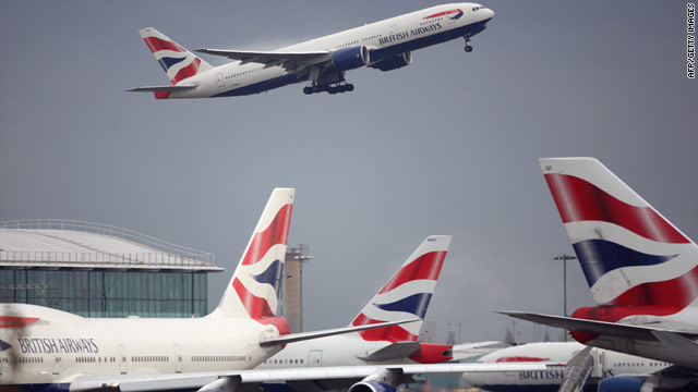 About 14,000 British Airways cabin crew staff had voted overwhelmingly in favor of the holiday strike.