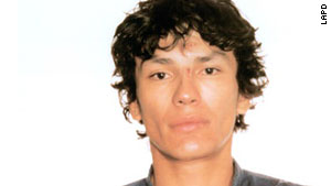 """Richard Ramirez was dubbed """"Night Stalker"""" because of the time of day he would break into homes."""