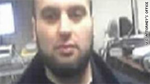Mohammad Alsahi, aka Mohammad Philistine, is at large, authorities say.