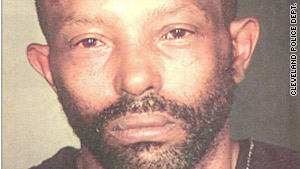 Cleveland police arrested Anthony Sowell on Saturday, two days after the grisly discovery.