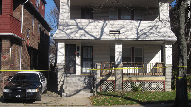Police say the bodies of 11 people were found at Anthony Sowell's home in Cleveland, Ohio.