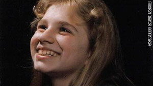 Danni Romig was 12 when a teenaged neighbor kidnapped and strangled her in 2003.