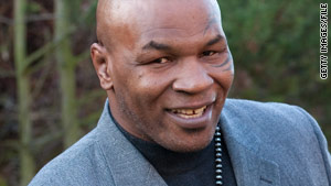 An incident at a Los Angeles International Airport ticket counter led to Mike Tyson's arrest, police say.