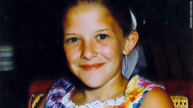 Leigh Occhi, 13, was home alone for less than an hour the day she disappeared.