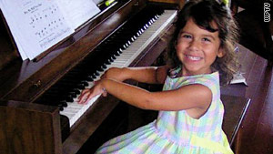 McKayla Sitton, 6, was one of the four victims shot and killed Thursday night.