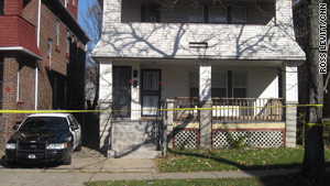 A fence will be put up around the Cleveland, Ohio, home where 11 bodies were found.