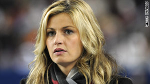 ESPN reporter Erin Andrews said learning of the videos has caused her distress, according to court documents.