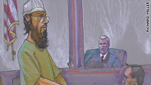 Ehsanul Islam Sadequee delivered an hourlong monologue before sentencing Monday.
