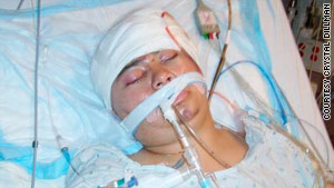 Luis Ramirez was in a coma on life support before he died two days after he was beaten.