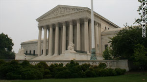 The Supreme Court will hear about 80 cases before wrapping up in late June.