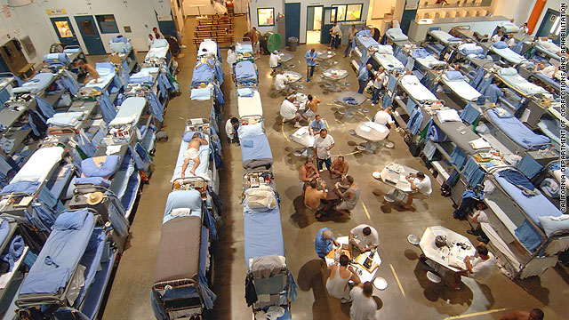 "A combination of the bad economy and overcrowding has prompted California to consider the early release of tens of thosuands of inmates. The same ""early release"" provisions have been passed in other states since the economy began to tank."