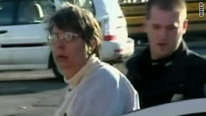 Jill Haugen was arrested after telling Pennsylvania police she no longer wanted to take care of her sons, authorities say.