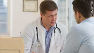 Come to the doctor's office prepared with your top three concerns and questions, medical experts advise.