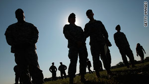An estimated 6.8 percent of the adult American population has had PTSD at some point.