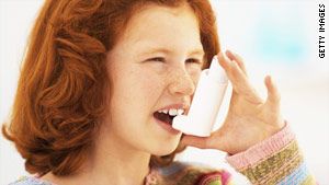 About 25 million people in the United States have asthma, including 8 million children.