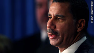 Gov. David Paterson said the order helps allocate the necessary resources to effectively combat H1N1 flu.
