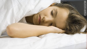 A CDC survey showed that people, especially in the eastern part of the United States were lacking sleep.