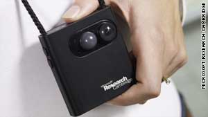 SenseCam, a small, wearable camera that works without user intervention, is set to change the way memory loss patients are being treated.