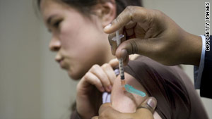 More vaccine continues to be made available. As of Monday, 66.8 million total doses were available for states to request.