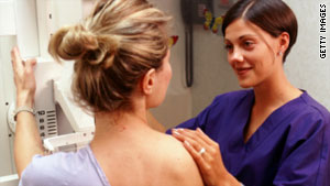 "The U.S. Preventive Services Task Force says breast cancer ""screenings starting at 40 should not be automatic"" or denied."