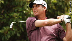 Doug Barron sued the PGA under the Americans with Disabilities Act to get a therapeutic drug use exemption.