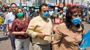 The H1N1 virus swept around the globe, killing several thousands in confirmed cases in 208 countries.