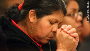 Pastor Daniel Henderson offers workshops to teach people how to pray effectively.