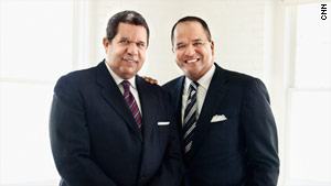 The two men have made millions over the years, on everything from real estate to television companies.