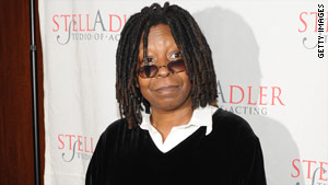 Whoopi Goldberg is just one example of a celebrity who has been diagnosed with dyslexia.