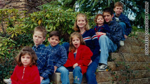 The Comstock kids, as seen several years ago.