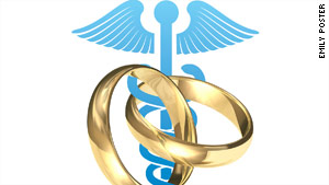 Do you vow to love, honor and provide health insurance?
