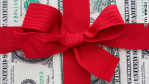 People find great ways to have holiday fun and not all of them include giving gifts that require cash.