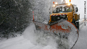 This year's snowy winter is keeping snowplow operators busy.