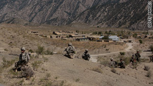 U.S. troops in Afghanistan will be the topic when the Joint Chiefs of Staff meet with President Obama, sources say.
