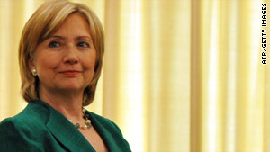 Secretary of State Hillary Clinton is trying to convince skeptics that the U.S. is committed to long-term relations with Pakistan.