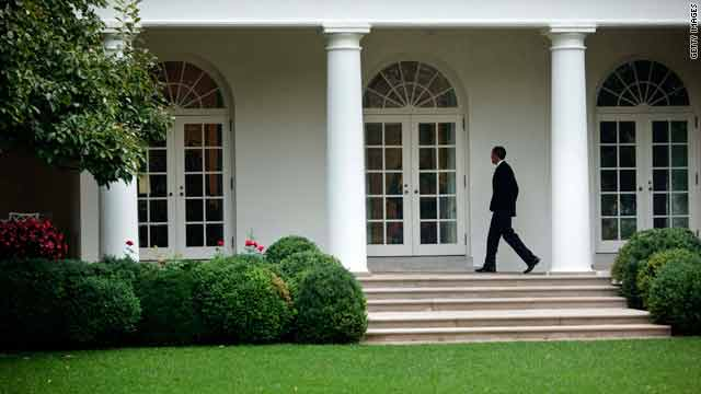 Who is visiting President Obama at the White House? Starting Friday, it's going to be easier to find out.