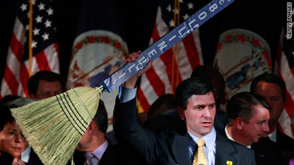 Big night for the GOP, despite NY loss