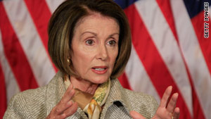 House Speaker Nancy Pelosi needs 218 votes for passage.