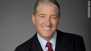 CNN's John King will replace Lou Dobbs in the network's 7 p.m. ET hour.