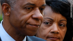 William Jefferson, shown with his wife, Andrea, represented the New Orleans area in Congress for 18 years.
