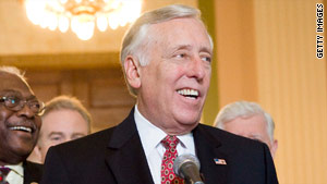 House Majority Leader Steny Hoyer  has not said how much the jobs bill will cost.