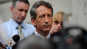 Gov. Mark Sanford's office has not responded to requests for comment about the charges.
