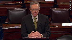 Sen. Harry Reid called the health care debate one of the most important in the nation's history.