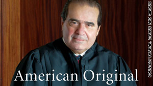 "Joan Biskupic wrote ""American Original: The Life and Constitution of Supreme Court Justice Antonin Scalia."""