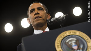 President Obama said he hopes to start transferring U.S. forces out of Afghanistan in July 2011.