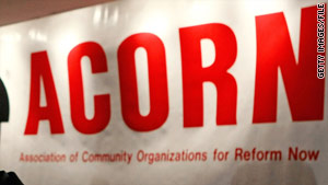 ACORN was founded in 1970 to help the poor find government benefits and housing.