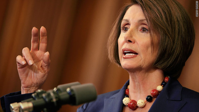 House Speaker Nancy Pelosi has shown she's not afraid to cut deals and twist arms to get the votes she needs.