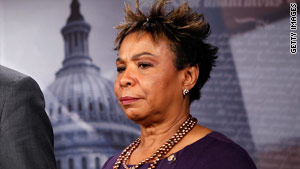 Caucus Chairwoman Rep. Barbara Lee and Rep. Emanuel Cleaver wrote Obama to plead for help for minorities.