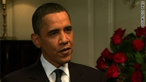 """President Obama says the health care bill should not be judged as half a loaf, but as """"95 percent of a loaf."""""""