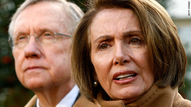 Senate Majority Leader Harry Reid and House Speaker Nancy Pelosi have passed health care bills with some key differences.